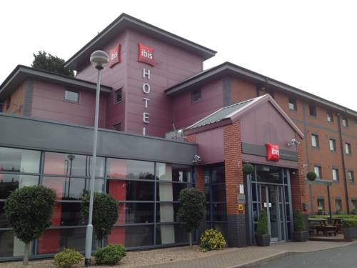 ibis Birmingham Bordesley in