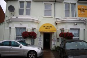 Dolphins Hotel in Bournemouth