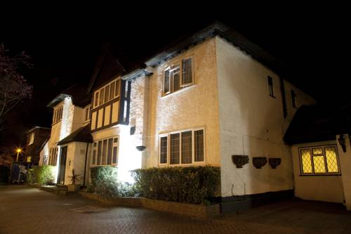 The Thatched House Hotel in 