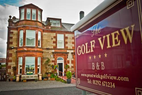 Golf View BandB in Prestwick