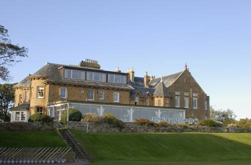 Royal Golf Hotel in Scotland