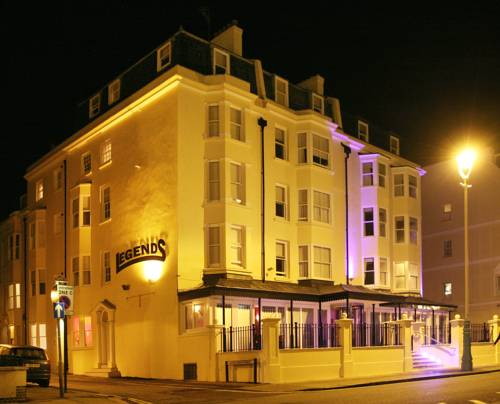 Legends Hotel in Brighton