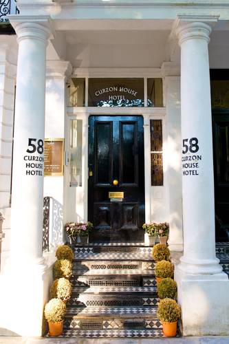Curzon House Hotel in London