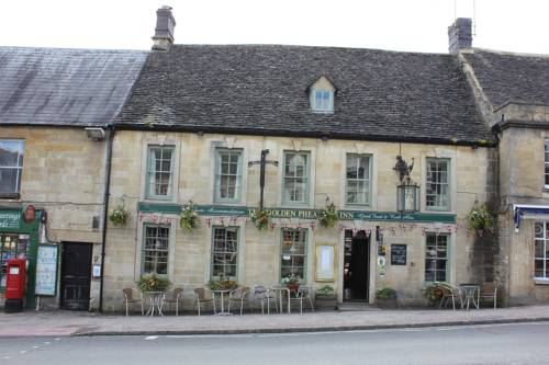 The Golden Pheasant Hotel in Cotswolds