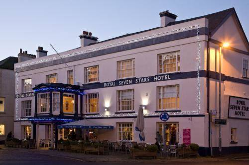 Royal Seven Stars Hotel in Torquay
