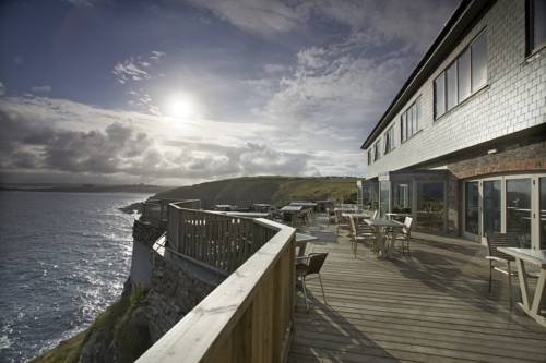 The Lewinnick Lodge in Cornwall