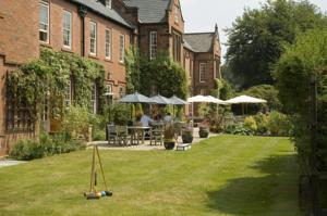 Nunsmere Hall Hotel and Crystal Restaurant