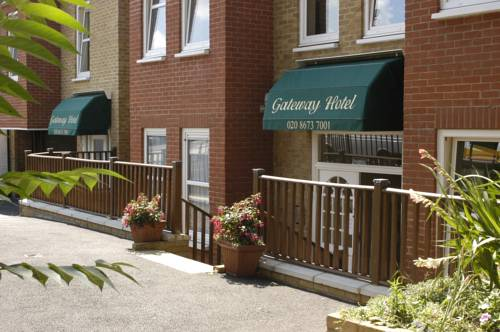 The Gateway Hotel