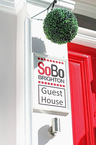 SoBo Guest House Brighton in Brighton