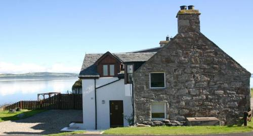 Beach Cottage BandB in Scotland