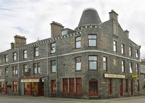 The Star Hotel in Scotland