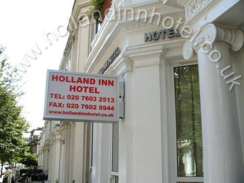 Holland Inn Hotel in London