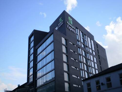 Holiday Inn Express Manchester City Centre in Manchester
