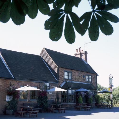 The Chequers Inn in