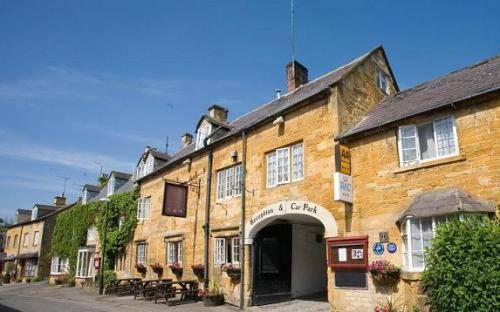Crown Inn in Cotswolds