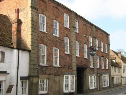 George and Dragon Hotel, West Wycombe