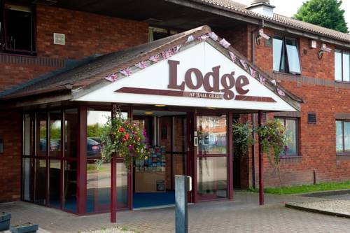 The Lodge Hotel in 