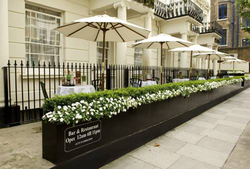 Hotels accommodation near kensington palace for 39 queensborough terrace