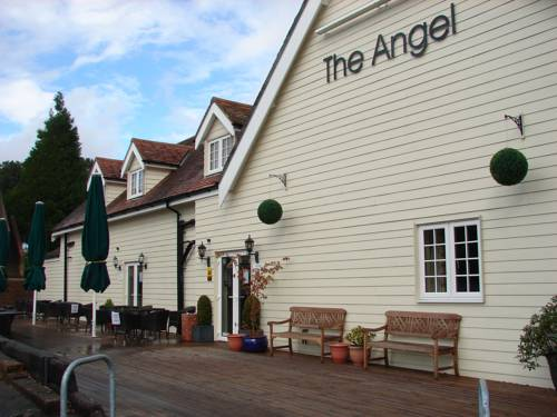 The Angel - a Citylodge Hotel