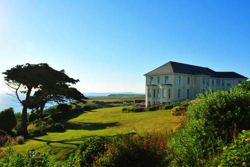 Polurrian Bay Hotel in Cornwall