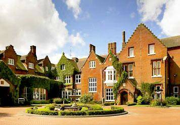 Sprowston Manor Marriott Hotel and Country Club in Norwich