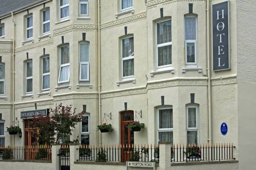 The Dolphin Hotel Exmouth in Devon