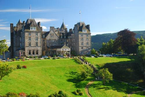 The Atholl Palace in Scotland