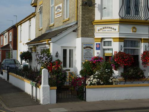 Kilbrannan Guest House in Great Yarmouth