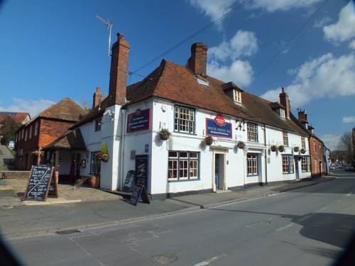 The White Horse Inn in Canterbury
