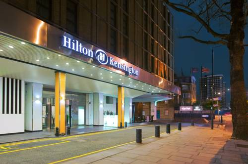 Hilton London Kensington Hotel in