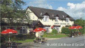 The Savoy Country Inn in Wales