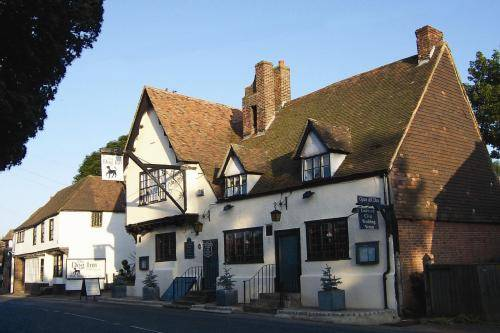 Dog Inn At Wingham in Canterbury