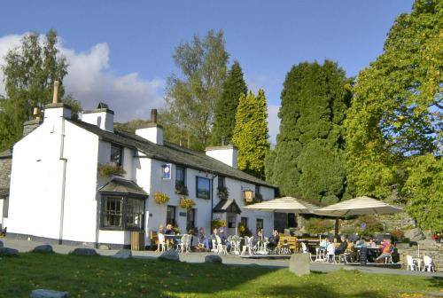 The Britannia Inn in Windermere