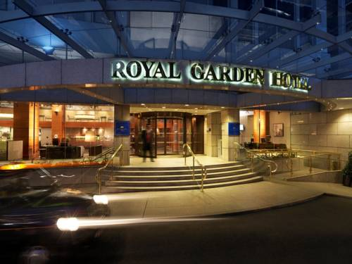Royal Garden Hotel in London