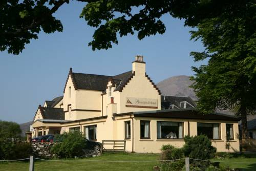 Broadford Hotel in Scotland