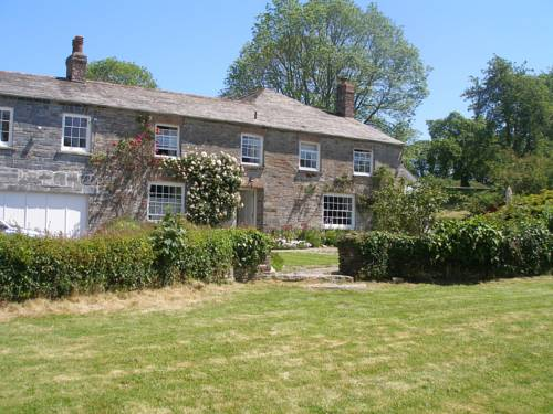 Park Farmhouse Bed and Breakfast in Cornwall