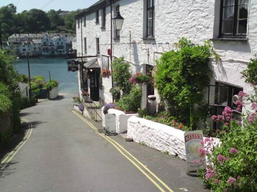 The Old Ferry Inn in Cornwall
