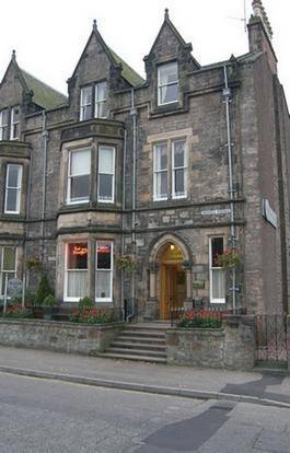 Winston Guesthouse, Ness Walk in Scotland
