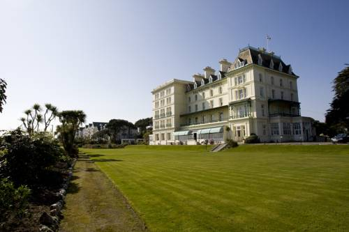 The Falmouth Hotel in Cornwall