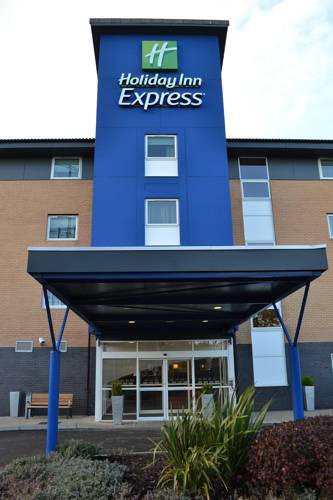 Holiday Inn Express Birmingham Star City in Birmingham