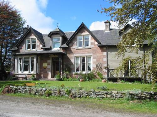 Glenan Lodge Guest House in Scotland