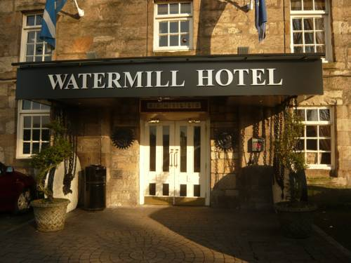 The Watermill Hotel in Scotland