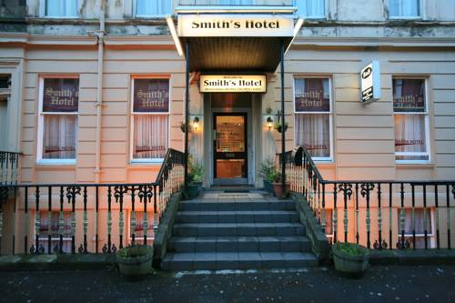 Smiths Hotel in Glasgow