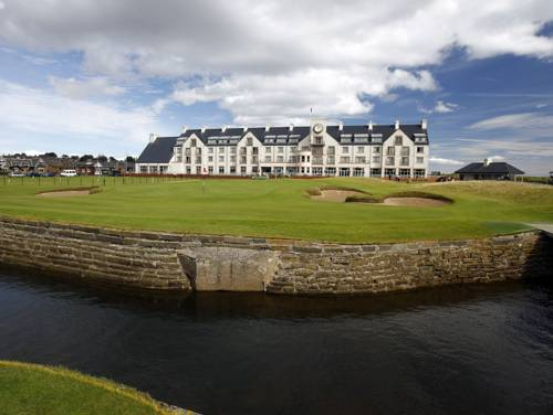 Carnoustie Golf Hotel 'A Bespoke Hotel' in Scotland