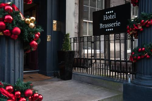 No. 11 Boutique Hotel in Edinburgh