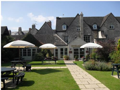 Corinium Hotel and Restaurant in Cotswolds