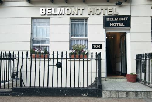 Belmont Hotel in London