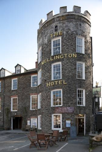 The Wellington Hotel in Cornwall