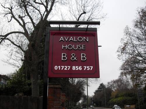 The Avalon House B and B
