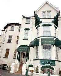 Croydon Hotel in Bournemouth